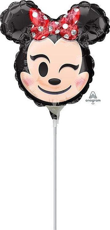"""9"""" Minnie Mouse Foil"""