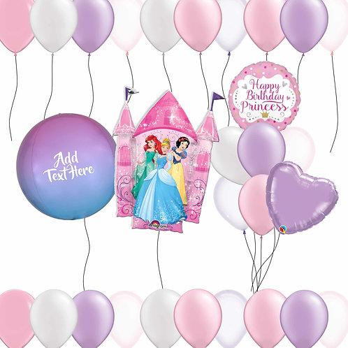 Birthday Princess Package