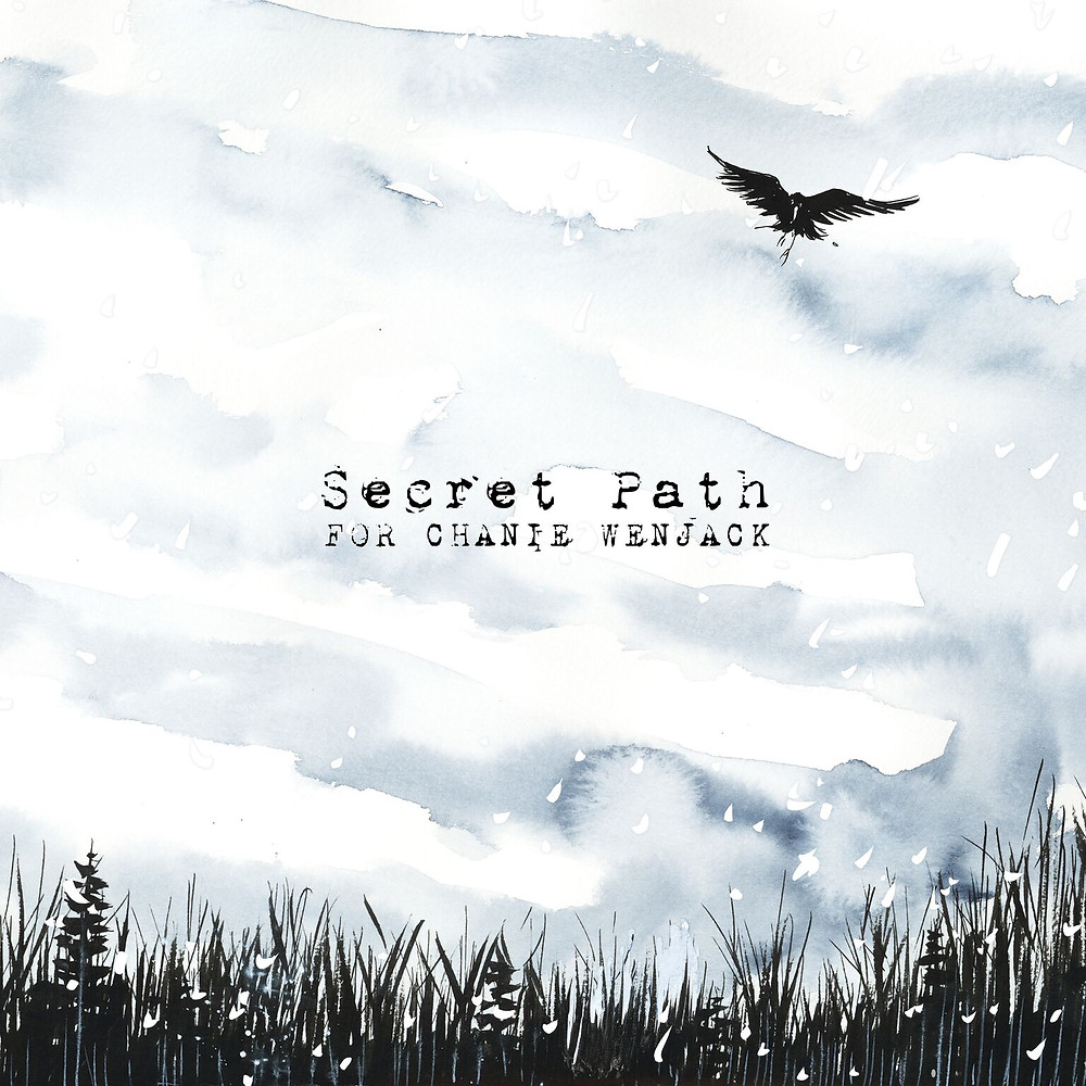 The Secret Path is an animated film adaptation of Gord Downie's album and Jeff Lemire's graphic novel. Working with Downie's poetry and music, Lemire has created a powerful visual representation of the life of Chanie Wenjack.