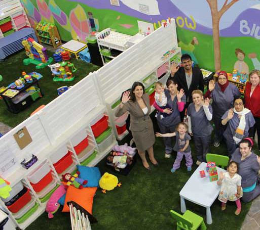 Daycare Centres