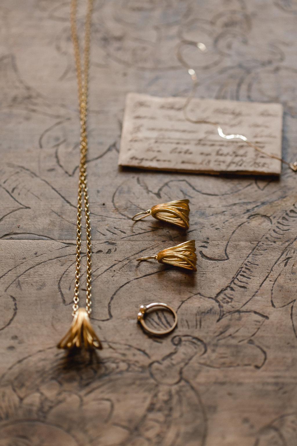 bohemian spring jewelry