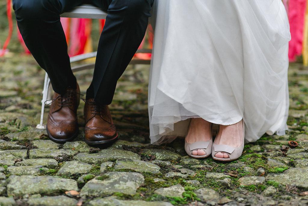 Boho Hochzeit Schuhe