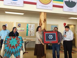 Saipoyi School Opening Ceremony