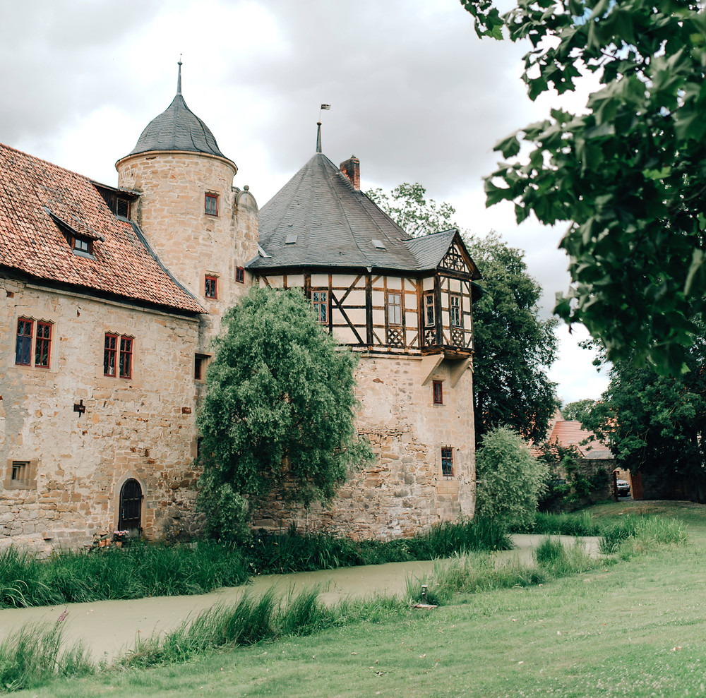 SCHLOSS IRMELSHAUSEN Eventlocation Unterfranken