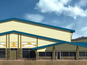Eden Valley Multipurpose Building