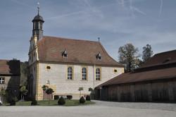 Schlosskirche Eyrichshof