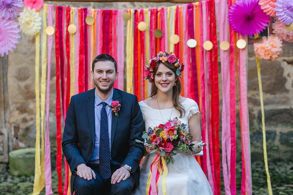 Boho Hochzeit Paarshooting