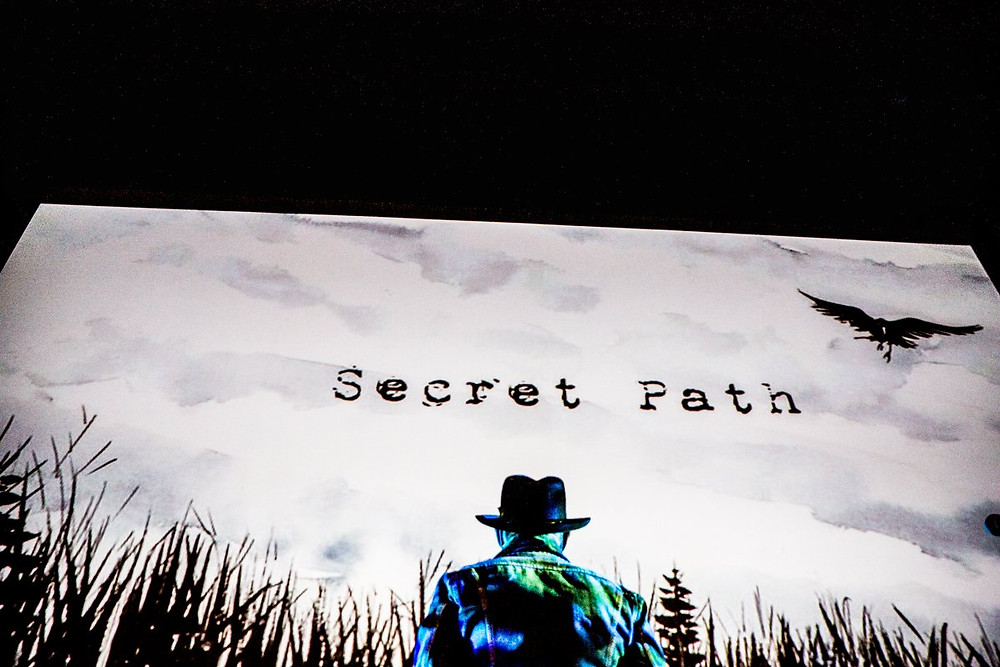 """""""Finding the Secret Path documents Downie's efforts to bring the story of Chanie Wenjack to the national stage to raise awareness of the painful legacy of Canada's residential school system. """" CBC"""