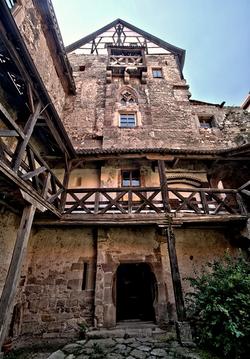 Burg Thüringen