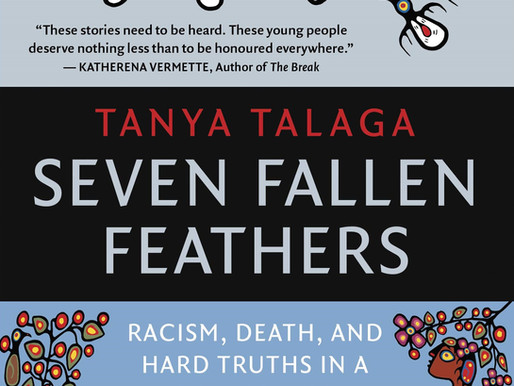 Tanya Talaga: 7 Fallen Feathers and Massey Lecture Series