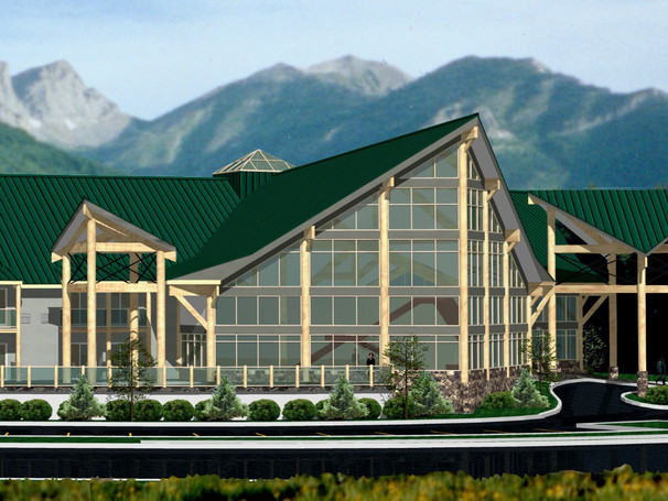 Riverside Mountain Lodge