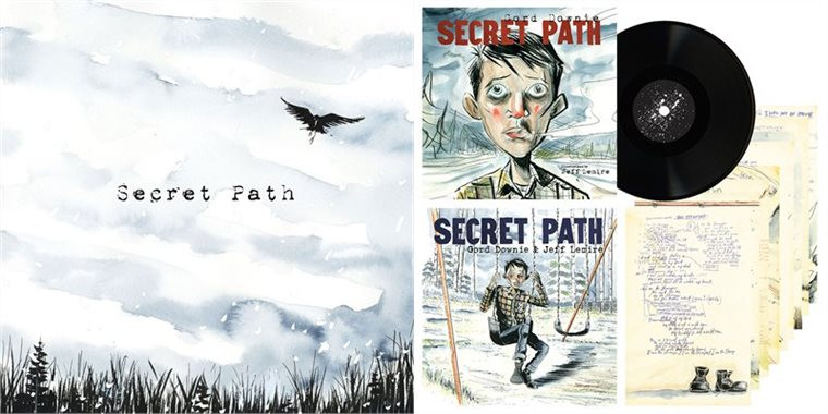 "Gord Downie began Secret Path as ten poems incited by the story of Chanie Wenjack, a twelve year-old boy who died fifty years ago on October 22, 1966, in flight from the Cecilia Jeffrey Indian Residential School near Kenora, Ontario.."" from The Secret Path website"