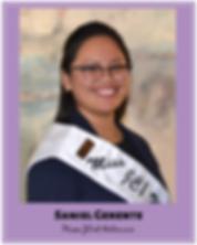 Saniel Gerente Miss JCI Kelowna