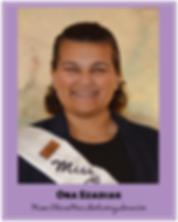 Ora Szadiak Miss Claremar Delivery Service