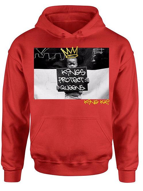 Kings Protect Queens Vintage Hoodie (4 Colors)