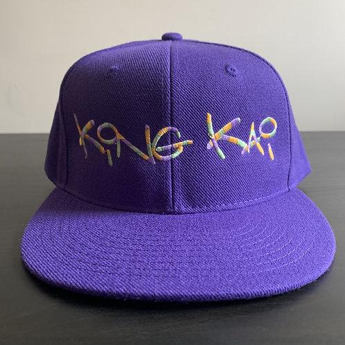 King Kai Snapback (Purple)