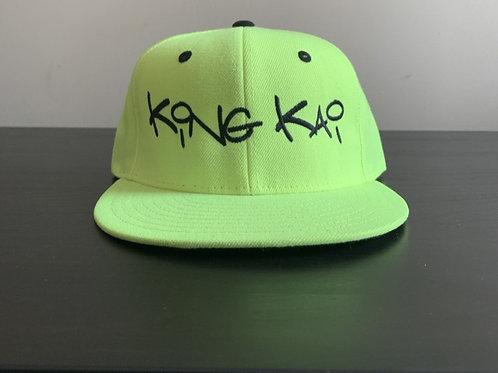 King Kai Snapback (Neon)