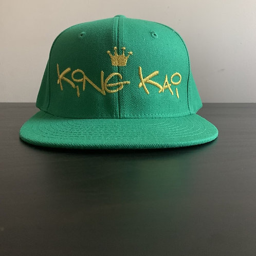 King Kai Snapback (Money Green)