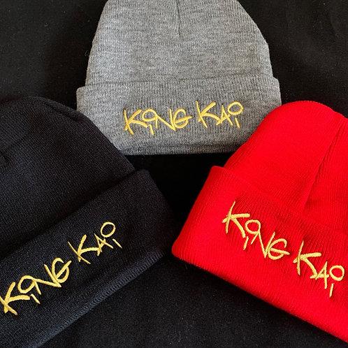 King Kai Skull Caps (3 Colors)