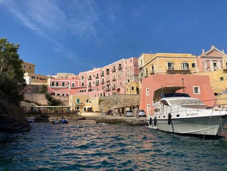 Ventotene, a Sunny Island with a Dark Past