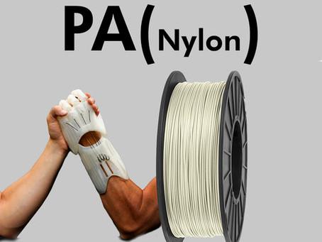 Cómo imprimir EPA (Nylon)