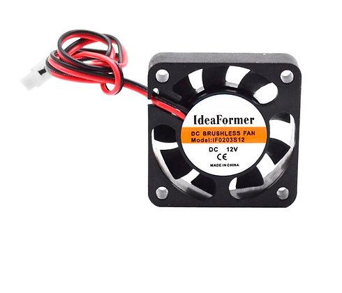 40x40x10 12V,Fan,Wire 30cm