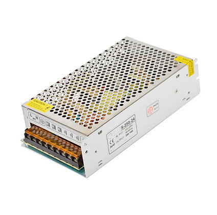 Adaptador 24V-250W-10A Constant Voltage Switching Power Supply