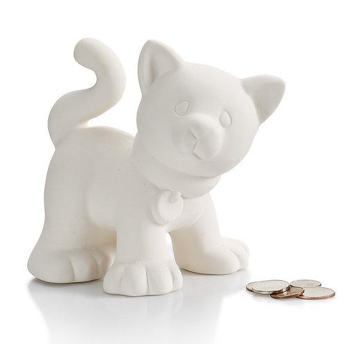 Standing Cat Bank