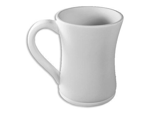 Curvy Coffee Mug