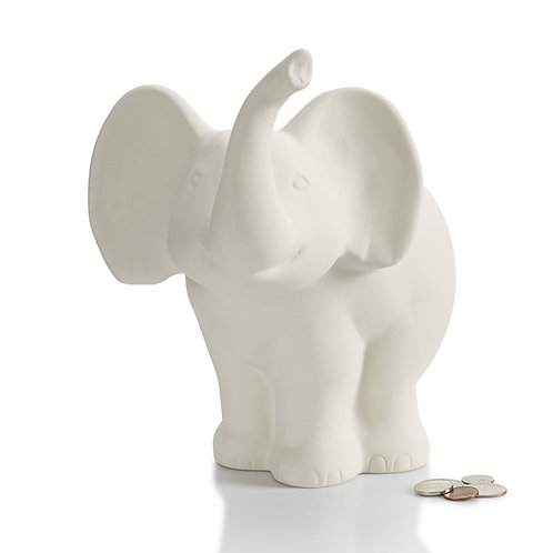 Elephant Biggie Bank