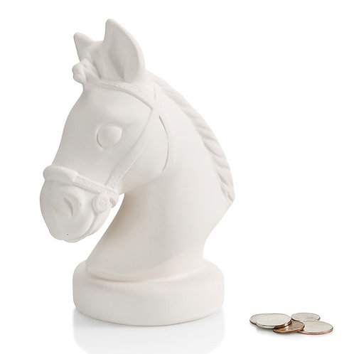 Horse Bank with Stopper