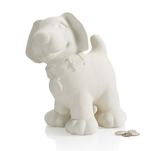 Dog Biggie Bank