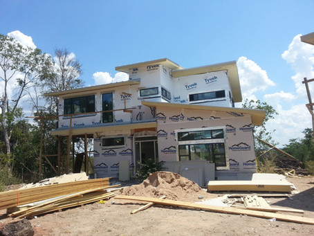 Building your own home in Austin