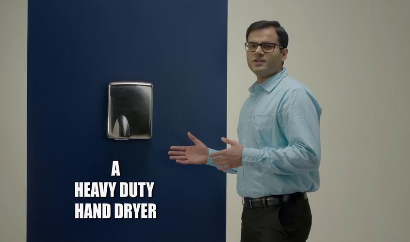 Hand Dryer AS 45-IR Series