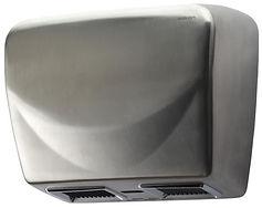 stainless steel twin blower hand dryer