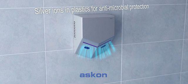 ASH-VJ anti microbial plastics