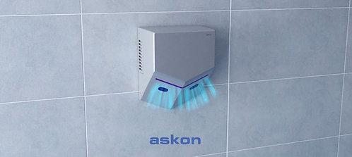 Automatic V Jet Hand Dryer (Grey) - Model ASH-VJ(G)