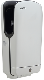 Dual jet hand dryer askon