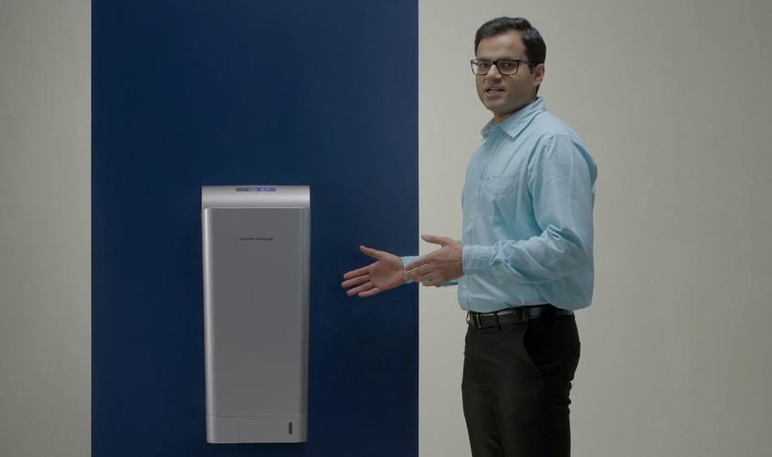 Hand Dryer ASH-MJ3 series