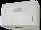 abs plastic mini paper towel dispenser