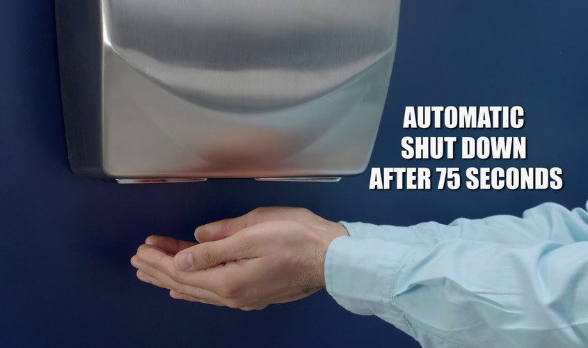 Hand Dryer AS 25-IR Series