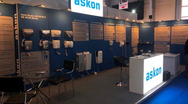 Askon @ Clean India 2019 - 2