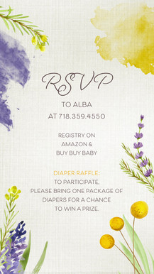 Baby Shower Digital