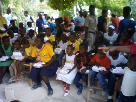 Haiti Letters. December 2018