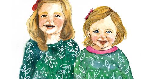 Retratos de Navidad