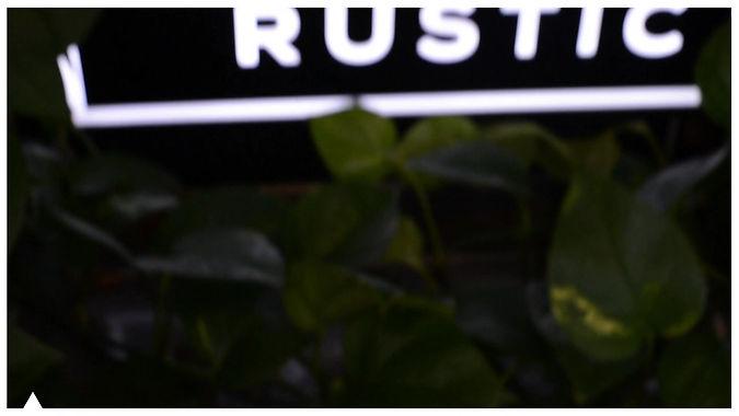 Bar Rustic Commercial