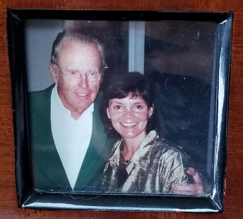 Bob Shumway and his daughter Jackie