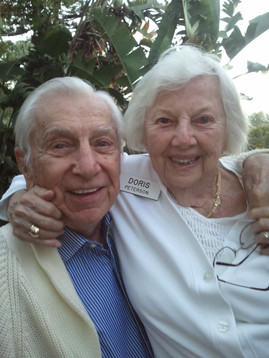 Don and his wife, Doris