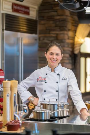 Chef Liz Bramwell