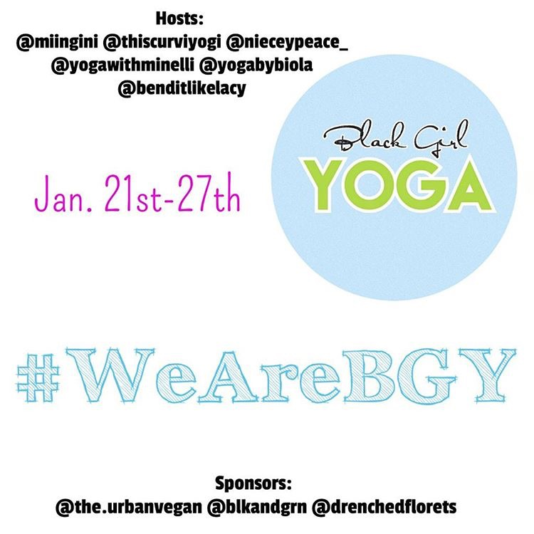 #WeAreBGY Yoga Challenge